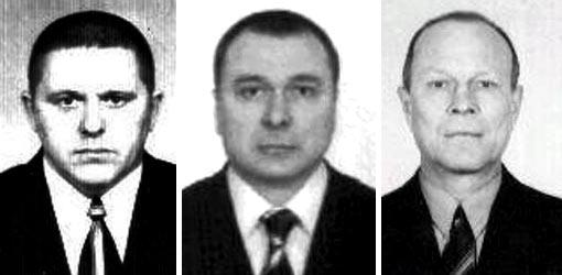 Основатели мордовской ОПГ в Тольятти