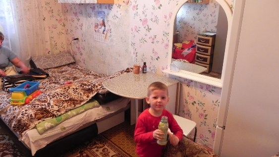 Дом для матерей одиночек один