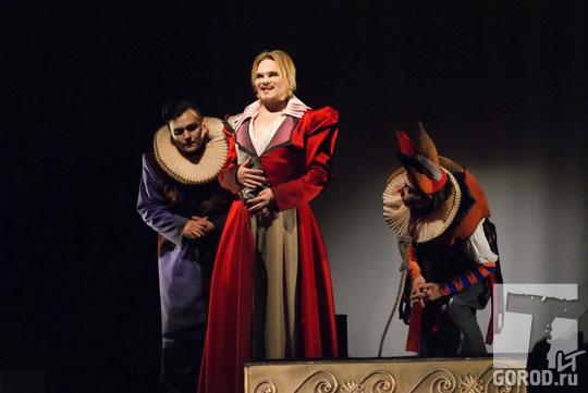 Rigoletto - между оперой и драмой