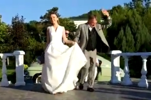 Свадьба дочери титова в абрау дюрсо