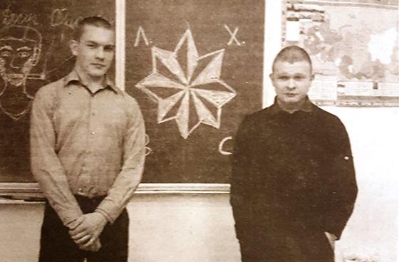 (фото) Уркаганские звезды и А.У.Е. в самарских соцсетях