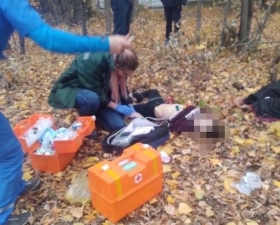 (фото) В Самаре около школы найден труп 13-летнего мальчика
