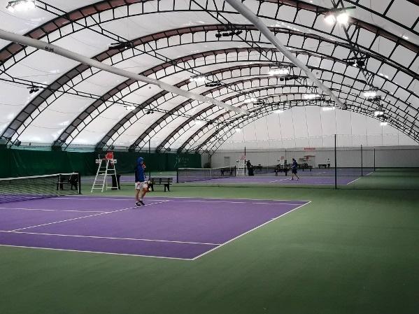 В Тольятти начинается первенство области по теннису