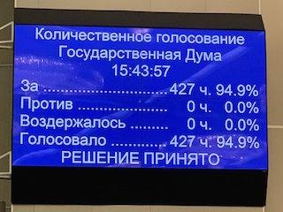 Хинштейн возглавил комитет по информационной политике Госдумы