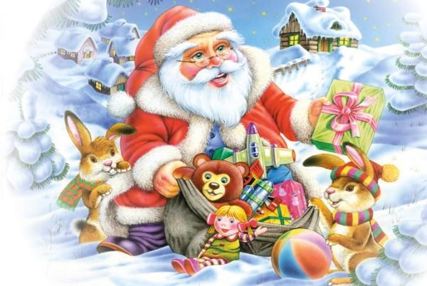 Сегодня тольяттинских детей ждут «Новогодние приключения игрушек»