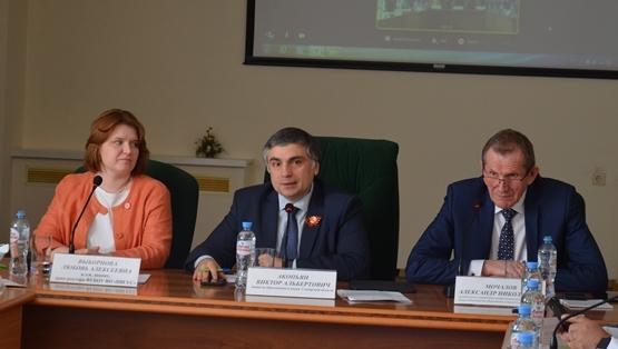 (мнение) Министр Акопьян: ПВГУС сохранит свою независимость