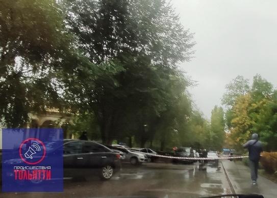 Тольятти | (фото) Тольяттинцы сообщают о стрельбе на Ворошилова - БезФормата