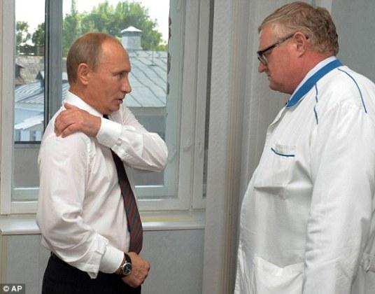 У Путина диагностировали рак  New York Post