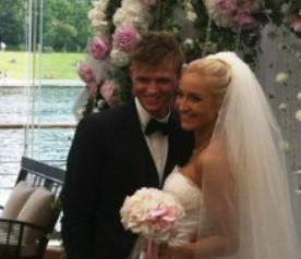 Фото на свадьбе бузовой и тарасова