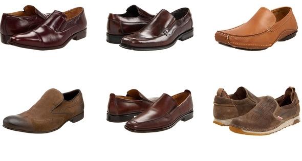 Модная мужская обувь осень - зима 2011.