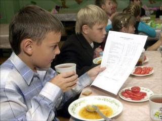 Право организовывать питание  школьников досталось ярославским организациям.