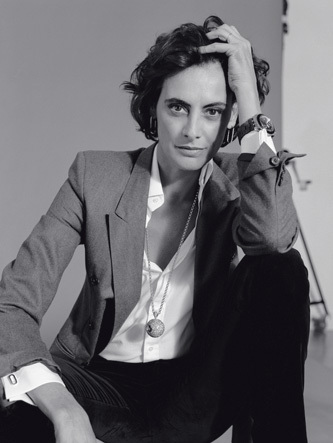 Модель Инес де ля Фрессанж и ее стиль новые фото