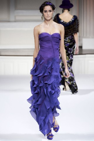 Фото - Самые модные платья сезона весна-лето 2010 - тенденции.