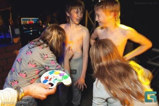 Разврат на вечеринках россии фото 608-598