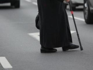В Курске водитель сбил пенсионерку и скрылся