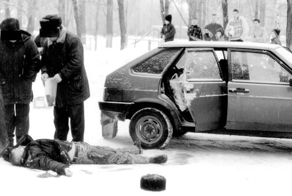 Новости Тольятти - (мнение) Александр Шахов и жесткое чтиво