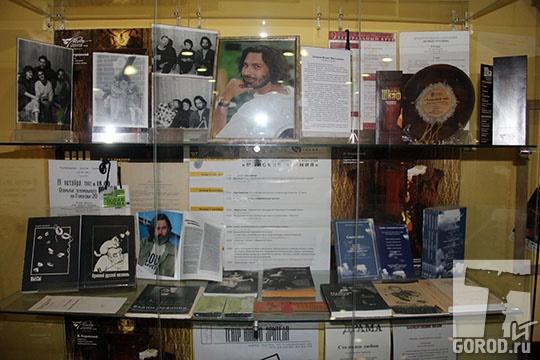 Музейная экспозиция в тольяттинском МДТ