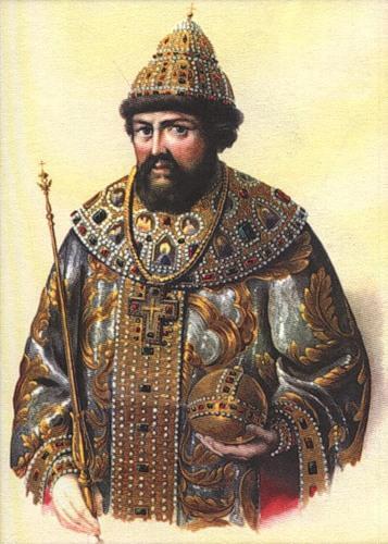 При М. Романове впервые появились «плохие татары» и «иго»